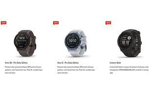 Garmin expands outdoor smartwatch range with solar-powered variants of Instinct, Fenix 6, and Fenix 6S