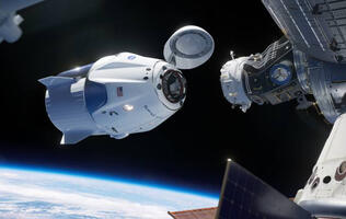 NASA's astronauts will return in SpaceX's Crew Dragon capsule on 2 August