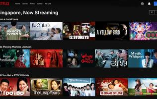 Celebrate our little red dot with Netflix's Singapore, Now Streaming collection