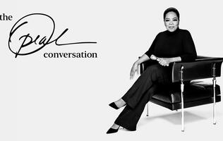 Oprah Winfrey is hosting a new talk show on Apple TV+