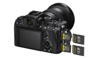 Sony announces world's first CFexpress Type A memory cards