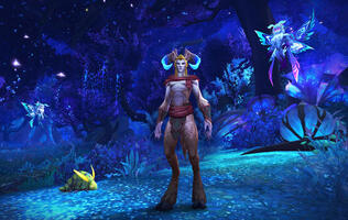 Impressions: World of Warcraft - Shadowlands is exploding with new content