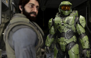 Halo Infinite developer confirms that multiplayer will be free-to-play in 120fps