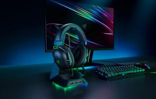 Strike from the deep with Razer's BlackShark V2 headphones