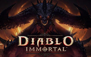 A shiny new trailer for Diablo Immortal was shown off at ChinaJoy 2020