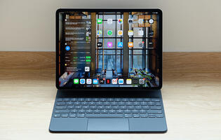 Global tablet shipments spiked in Q2 with Apple taking the lead