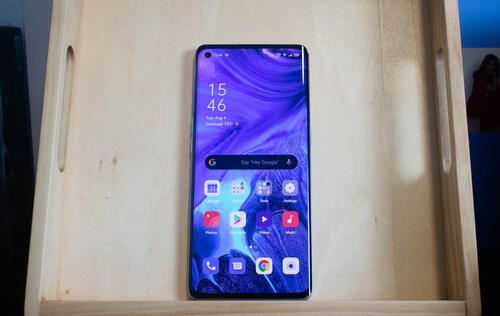 Oppo Reno4 Pro smartphone first looks: Nice build and beefed up specs