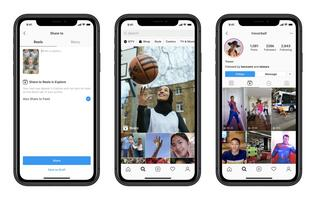 Instagram launches Reels, a short-form video feature to compete with TikTok