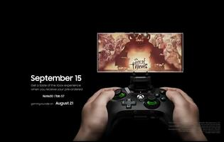The Samsung Galaxy Note20 Series will allow you to play Xbox games over the cloud