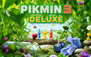 Pikmin 3 Deluxe is heading to the Nintendo Switch with new content and all DLC