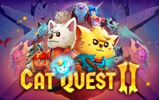 The Gentlebros are celebrating International Cat Day with a free Cat Quest II update