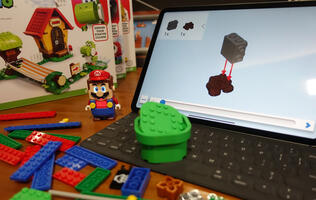 The LEGO Super Mario Series is great fun for families