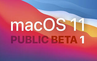 The public beta of macOS Big Sur is finally available
