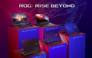 ROG 2020 Gaming Notebooks: Choosing the right notebook