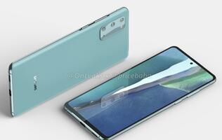 Samsung Galaxy S20 FE 5G renders reveal triple rear cameras and flat display