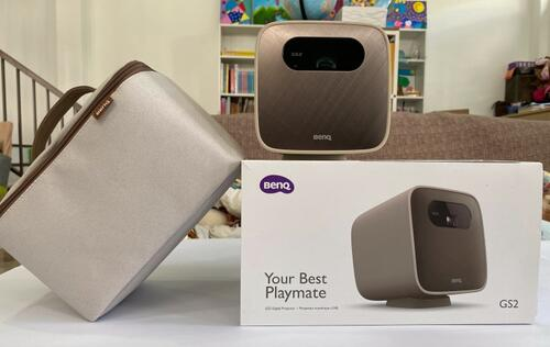 The BenQ GS2 review: The small and go-anywhere projector