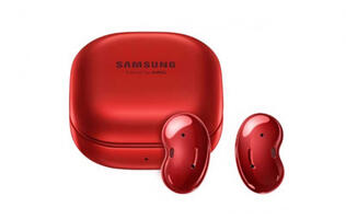 Samsung's Galaxy Buds Live is now available in red, but only in South Korea