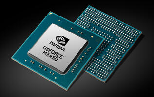 NVIDIA announces new GeForce MX450 GPU for thin and light notebooks