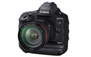 Canon's EOS-1D X Mark III is now better at recognising faces and eyes at longer distances