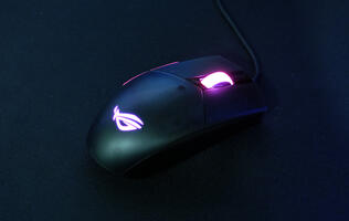 ASUS ROG Strix Impact II Electro Punk review: Fancy colours, but not much else