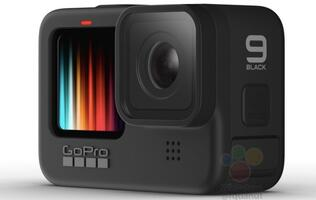 Leaked renders of GoPro Hero 9 reveal a full-colour screen at the front