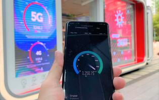 Singtel launches its 5G trial with 1Gbps+ speeds *Updated*