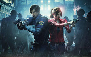 Netflix is making a live-action series adaptation of the Resident Evil games