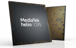 The Helio G95 is MediaTek's most powerful gaming-focused mobile chipset