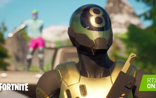 Fortnite to get the RTX treatment from NVIDIA on 17 September