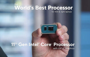 It's official, Intel finally announces its 11th generation Tiger Lake processors