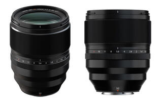 Fujifilm's new Fujinon XF50mm f/1.0 WR is its fastest lens ever