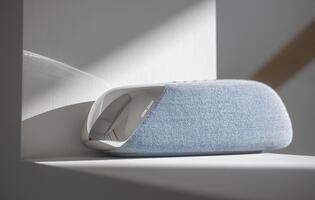Philips launches an IKEA-inspired, wool-blend fabric Bluetooth speaker