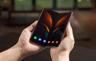 Here's how much it'll cost to get a Samsung Galaxy Z Fold2 5G from one of our telcos