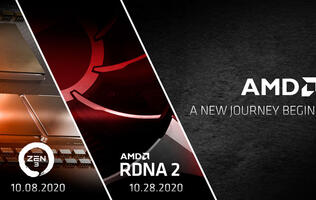 "AMD announces Zen 3 and Radeon RNDA 2 ""reveal"" event in October"