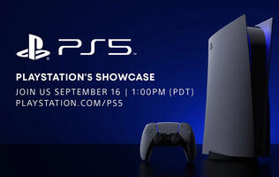 Sony will hold a PlayStation 5 showcase on September 17