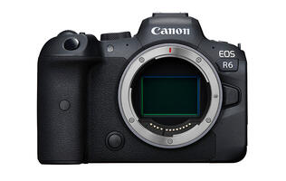 Canon's latest firmware for the EOS R6 improves total video shooting time