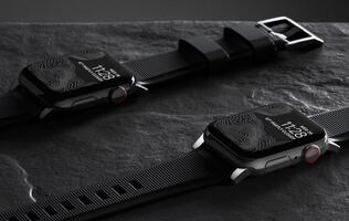Nomad unveils new rugged strap for the Apple Watch