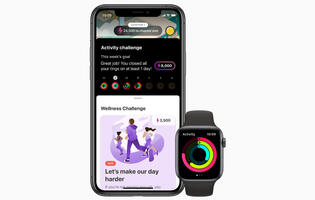 Apple and Singapore team up to create LumiHealth, an initiative to encourage healthy living