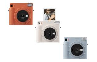 Fujifilm unveils Instax Square SQ1 instant camera and two new film types