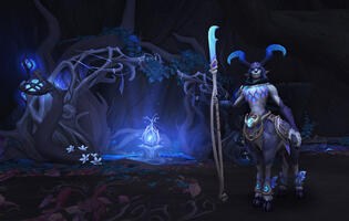 Diving deep into World of Warcraft Shadowlands' forest afterlife: Ardenweald