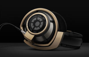 Sennheiser celebrates its 75th anniversary with the gold HD 800 S Anniversary Edition