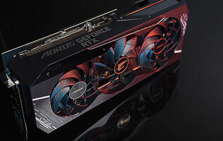 Aorus debuts new Max-Covered Cooling tech specially for the GeForce RTX 30 series
