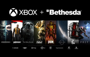 Microsoft has acquired Bethesda Softworks and its games for US$7.5 billion