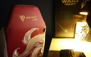 In Pictures: Secretlab League of Legends Champion Ahri Edition gaming chair