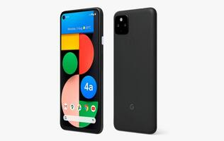 Official renders of Pixel 4a 5G leaked, reveal a polycarbonate design