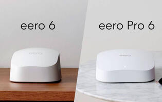 Amazon announces new Wi-Fi 6 Eero mesh networking routers
