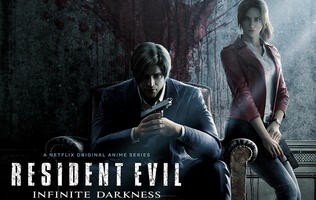 Netflix has announced Resident Evil: Infinite Darkness with a teaser trailer
