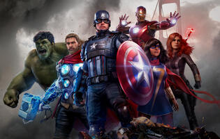 Marvel's Avengers is a disappointing and broken mess of a live-service game
