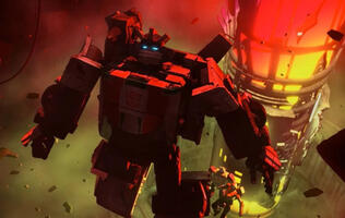 The trailer for Transformers War for Cybertron: Earthrise reveals a new faction