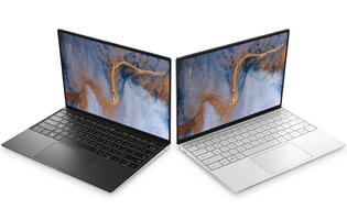 Dell updates the XPS 13 and XPS 13 2-in-1 with new Tiger Lake processors